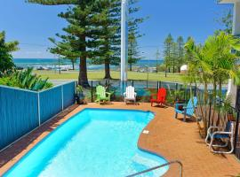 Beach House Holiday Apartments, Port Macquarie