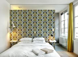 Alphabed Guest House, Gent