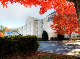 Fairfield Inn & Suites Raleigh Crabtree Valley, Raleigh