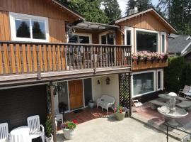 Mountain Bed & Breakfast, North Vancouver