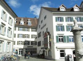 Hotel Hirschen Rapperswil-Jona, 라퍼스윌조나