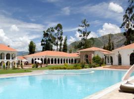 DM Hotel Andino Resort & Spa, Mecapaca