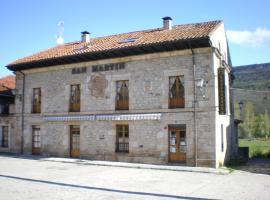 Hostal San Martin, Molinos de Duero