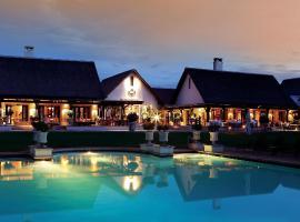 Royal Livingstone Hotel by Anantara