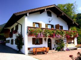 Haus Wiesenrand, Berchtesgaden