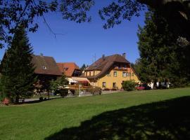 Hotel Schwarzwald Kniebis, Kniebis