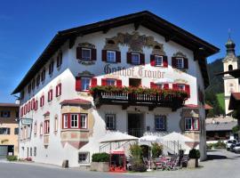 Gasthof Traube, Hopfgarten im Brixental