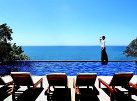 Secret Cliff Resort, Karon Beach