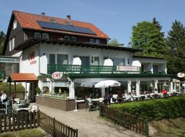 Hotel und Cafe Panorama, Braunlage