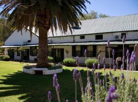 Lemoenfontein Game Lodge, Beaufort West
