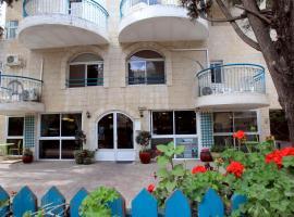 Eden Jerusalem Hotel, Jeruzalė