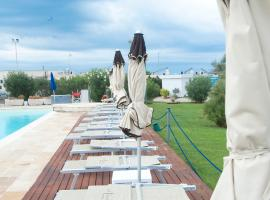 Alle Tamerici Hotel, Ladispoli
