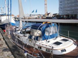 Scheherazade Boat, Kodaň