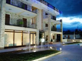 Halanus Hotel And Resort, Alanno