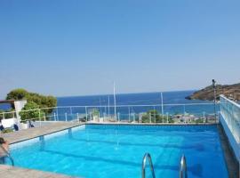 Galini Hotel, Agia Marina