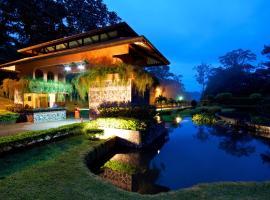 El Tucano Resort & Thermal Spa, Quesada