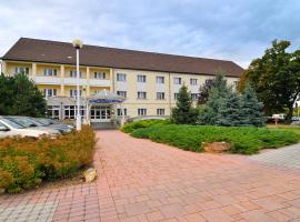 Hotel Borsodchem, Kazincbarcika