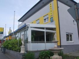 Hotel & Restaurant Garda, Darmstadt