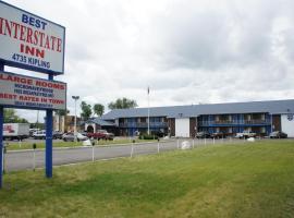Best Interstate Inn, Wheat Ridge