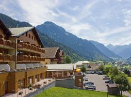 Berg-Spa & Hotel Zamangspitze, Sankt Gallenkirch