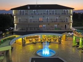 Hotel Dias, Olympiakí Aktí
