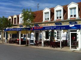 Hôtel Le Vivier - Centre Village, Wissant