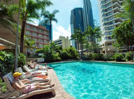 Islander Backpackers Resort, Gold Coast