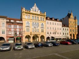 Grandhotel Zvon, České Budějovice
