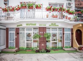 Hostel Kutak, Novi Sad