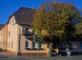 Landgasthof Grüner Baum, Steinau an der Straße