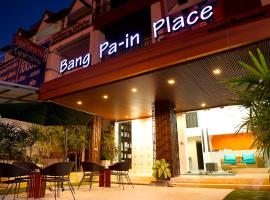 Bangpa-in Place Serviced Apartment, Lat Bua Luang