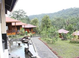 Mountain View Resort & SPA, Tomohon