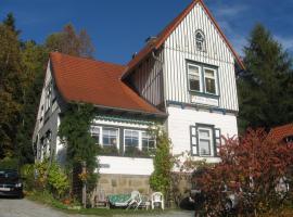 Villa Regina, Schierke
