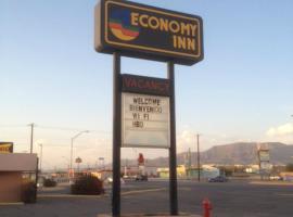 阿拉莫戈多經濟旅館, Alamogordo