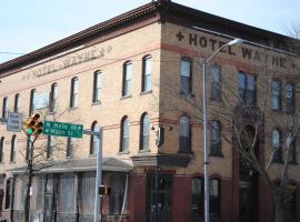 Hotel Wayne, Honesdale