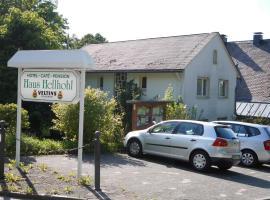Hotel Haus Hellhohl, Brilon