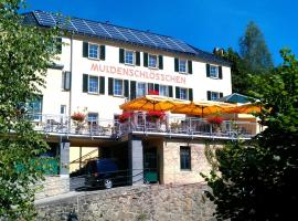 Hotel & Restaurant Muldenschlösschen, Lunzenau