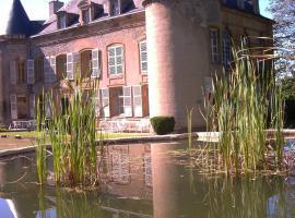 Château de Villette, Glaire-et-Villette