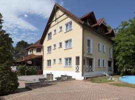 Hotel Francoise, Balatonlelle