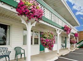 MacPuffin Inn - Canada's Best Value Inn, Port Hawkesbury