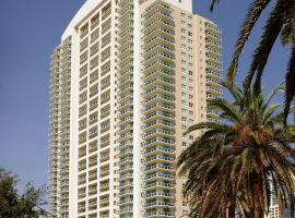 Churchill Suites Miami Brickell - One Broadway, Miami
