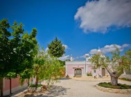 Trullo Sovrano Exclusive B&B, Cisternino