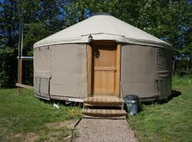 Ecofiest Yurts, Coboconk