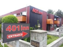 401 Inn, Burnaby