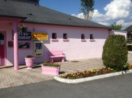 Hotel Fleuritel, Charleville-Mézières