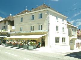 Hotel de France, Morestel