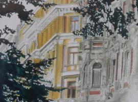 Apartment White Orchidea, Helsinque