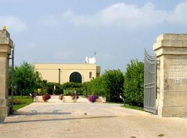 Agriturismo Li Damiani, Otranto