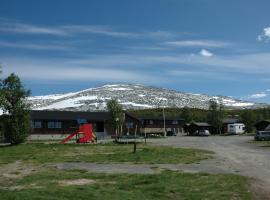 Furuhaugli Turisthytter, Vålåsjø