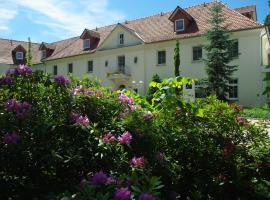 莫茨內湖公寓酒店, 莫岑